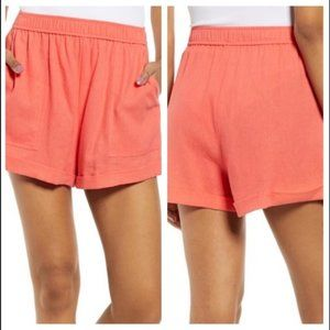 BP Nordstrom Small NEW WITH TAG Coral Shorts